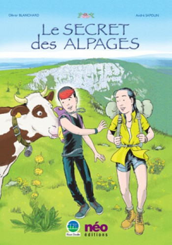 Couverture de la BD Le secret des alpages